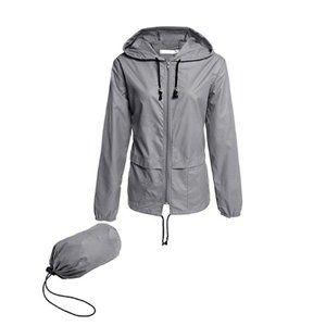 Lightweight Waterproof Rain Jackets